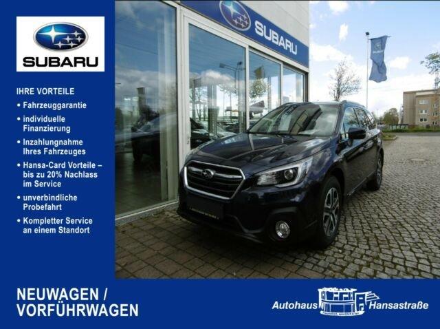 Subaru Outback 2.5i Comfort Lineartronic, Jahr 2021, Benzin