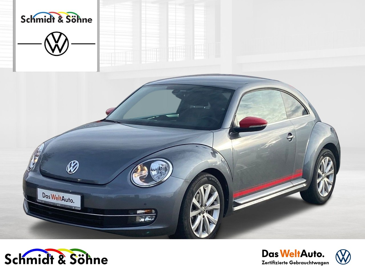 Volkswagen Beetle Club 1.2 TSI 6-Gang NAVI, GRA, SHZ, EPH,, Jahr 2015, Benzin