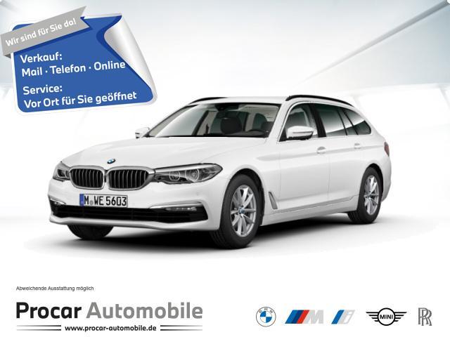 BMW 520D+NAVI+Standheiz-.+DISPLAYKEY+SHZ+PDC+FINab1%, Jahr 2017, Diesel