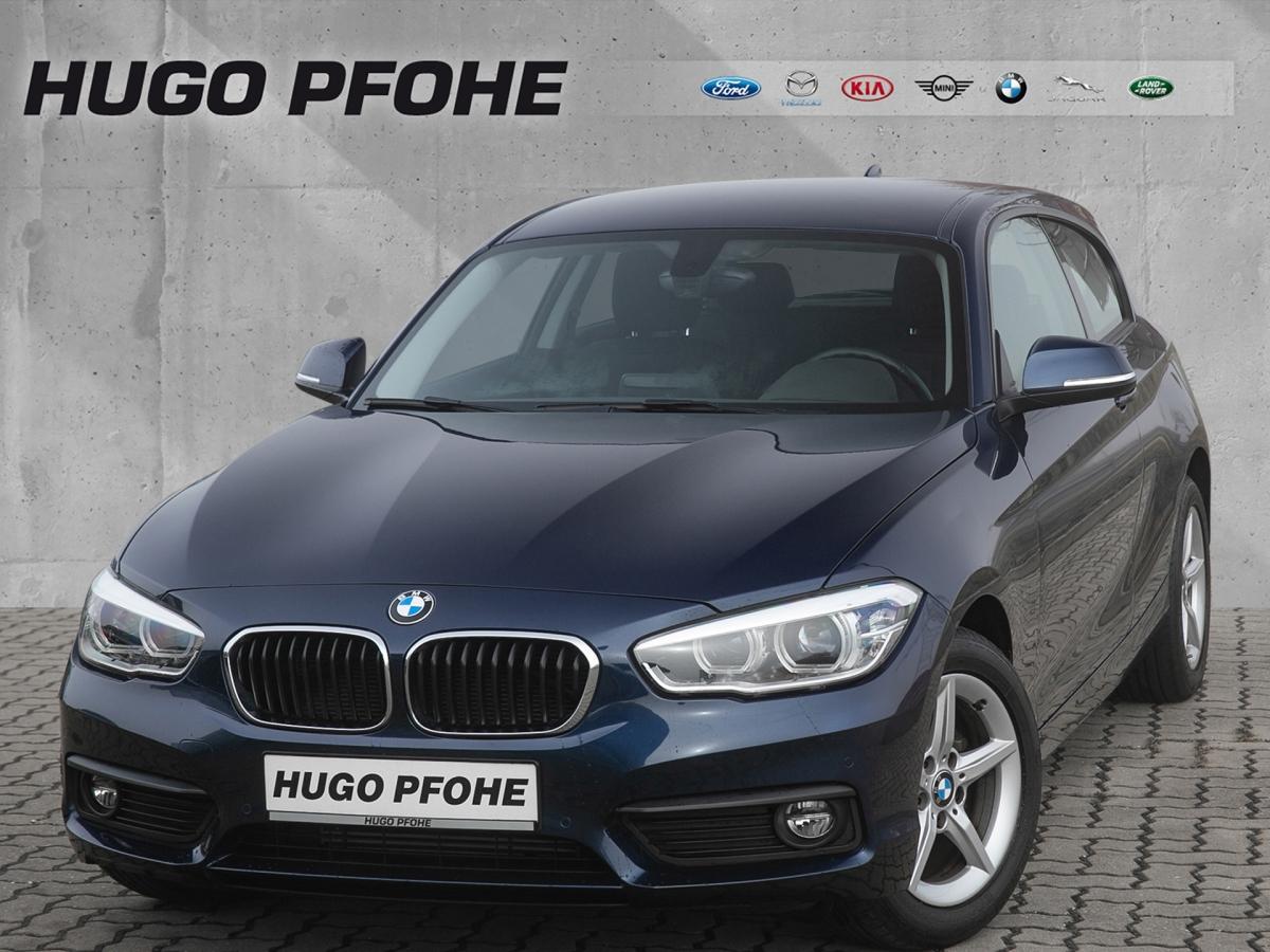 BMW 118i / PDC vo.+hi. / SHZ / LED, Jahr 2015, Benzin