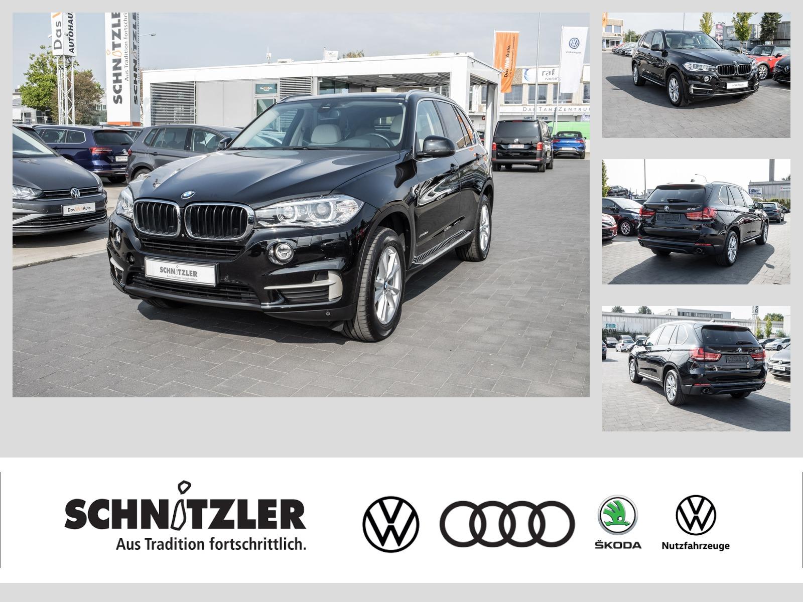 BMW X5 xDrive30d PANO/NAVI/LEDER/KAMERA+++, Jahr 2014, Diesel