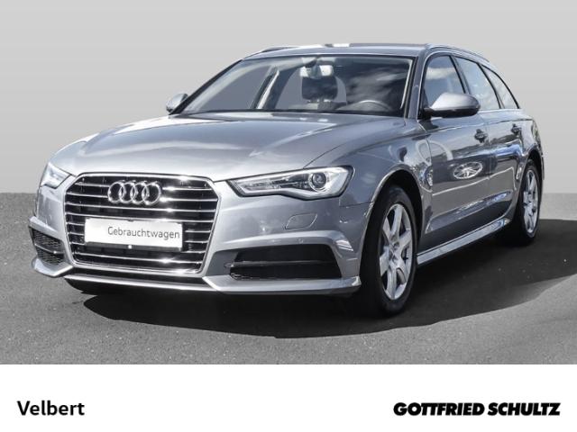 Audi A6 AVANT 2.0 TDI S-TRONIC+NAVI+PDC+GRA+SHZ, Jahr 2017, Diesel