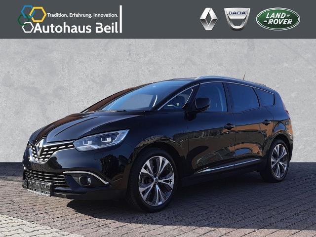 Renault Grand Scenic IV Intens TCe 130 ENERGY, Jahr 2017, Benzin
