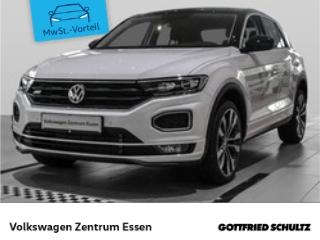 Volkswagen T-Roc STYLE 1.5 L TSI OPF UNITED R-Line, NAVI, Jahr 2019, Benzin