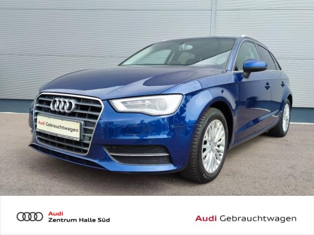 Audi A3 Sportback 1.4 TFSI Ambiente LEDER XENON NAVI, Jahr 2014, Benzin