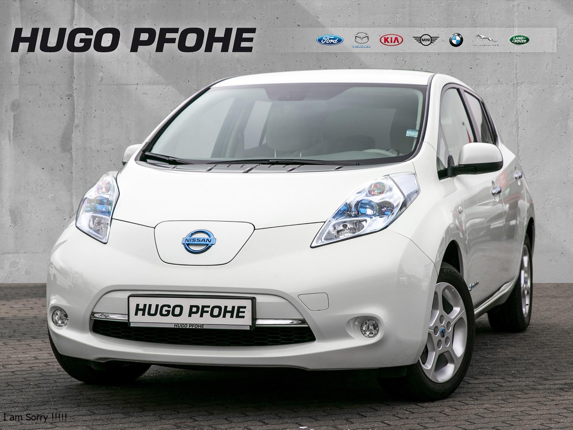 Nissan Leaf Limousine / Alu/LED/Scheckheft, Jahr 2013, Elektro