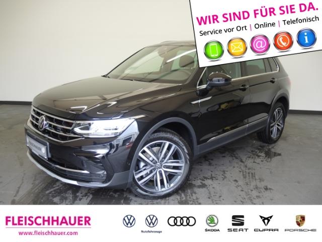 Volkswagen Tiguan Elegance 2.0TDI 4Motion DSG Neues Modell, Jahr 2020, Diesel