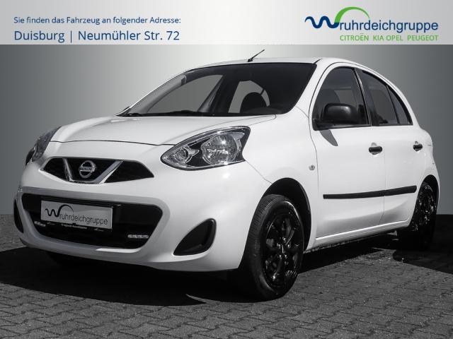 Nissan Micra Visia First 1.2, Jahr 2016, Benzin