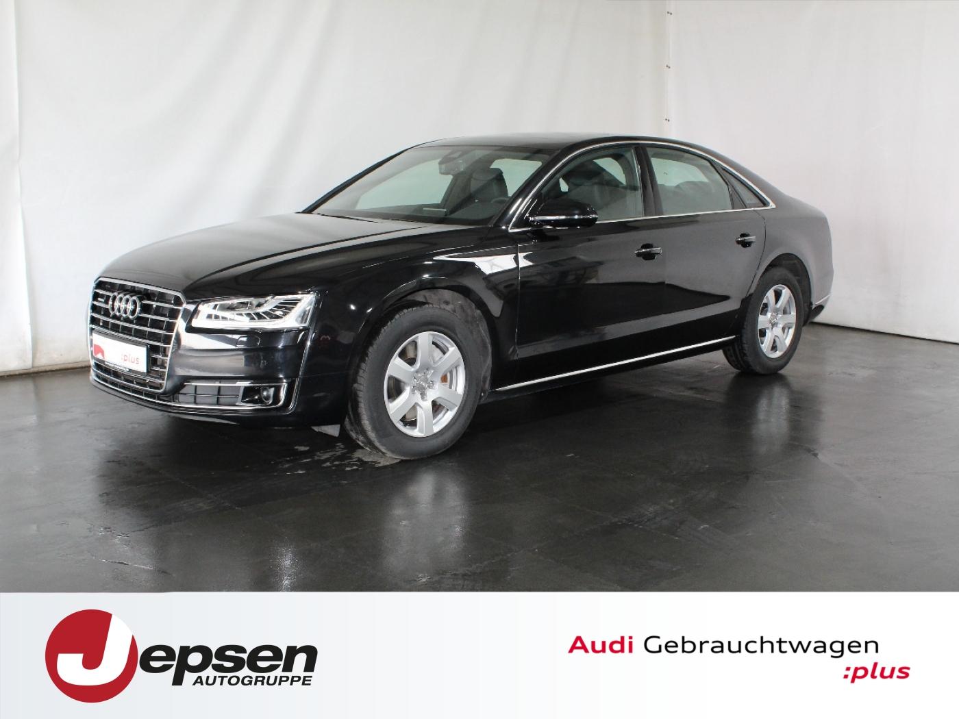 Audi A8 3.0 TDI qu. Tiptr. S-Dach Bose LED Standhzg L, Jahr 2014, Diesel