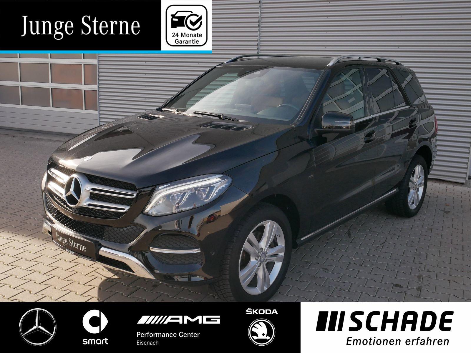Mercedes-Benz GLE 350 d 4M Comand*LED* Leder Braun*Easy-Pack*, Jahr 2015, diesel
