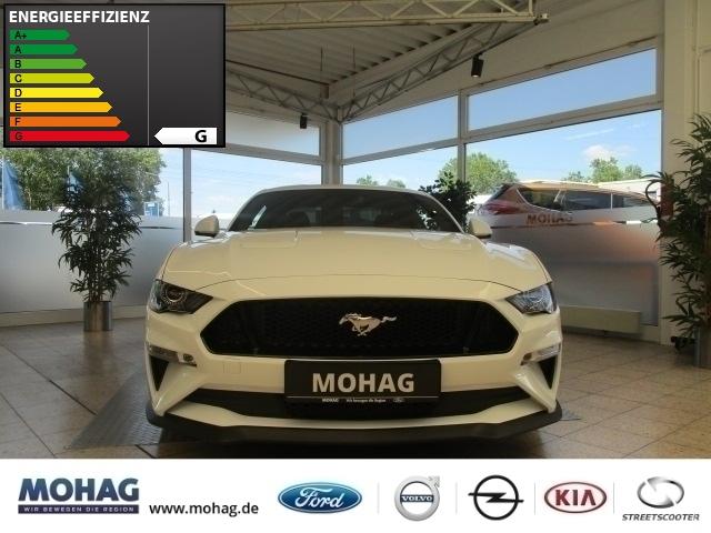 Ford Mustang GT 5.0 Ti-VCT V8 *Magna Ride-Navi-DAB* -EU6d-T-, Jahr 2018, Benzin