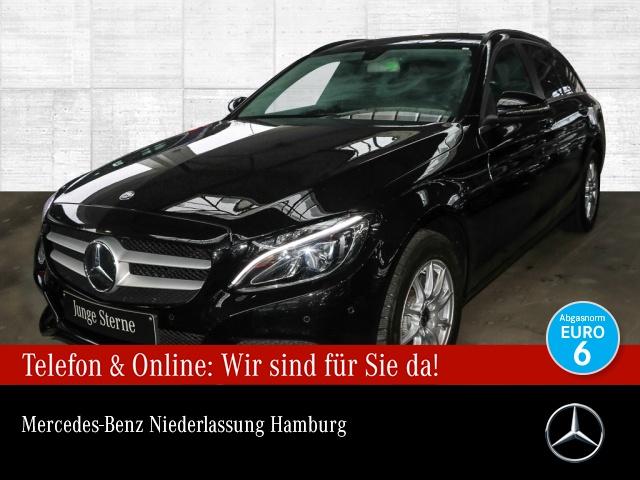 Mercedes-Benz C 220 d T LED Kamera Navi PTS 9G Sitzh Sitzkomfort, Jahr 2016, Diesel