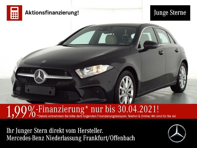 Mercedes-Benz A 180 Progressive Kamera Spurhalt-Ass PTS Sitzh, Jahr 2020, Benzin