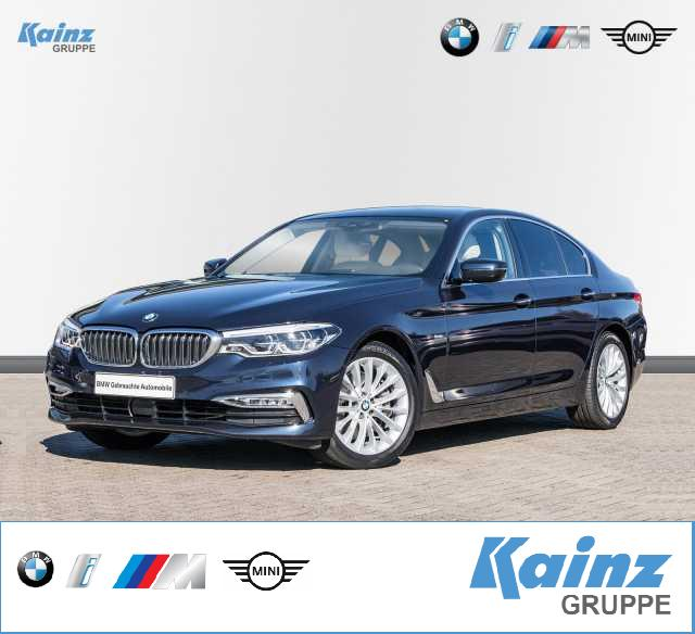 BMW 540i xDrive Aut. Luxury Line Standheizung/ AHK/Navi Prof. / PDC /RFK, Jahr 2017, Benzin