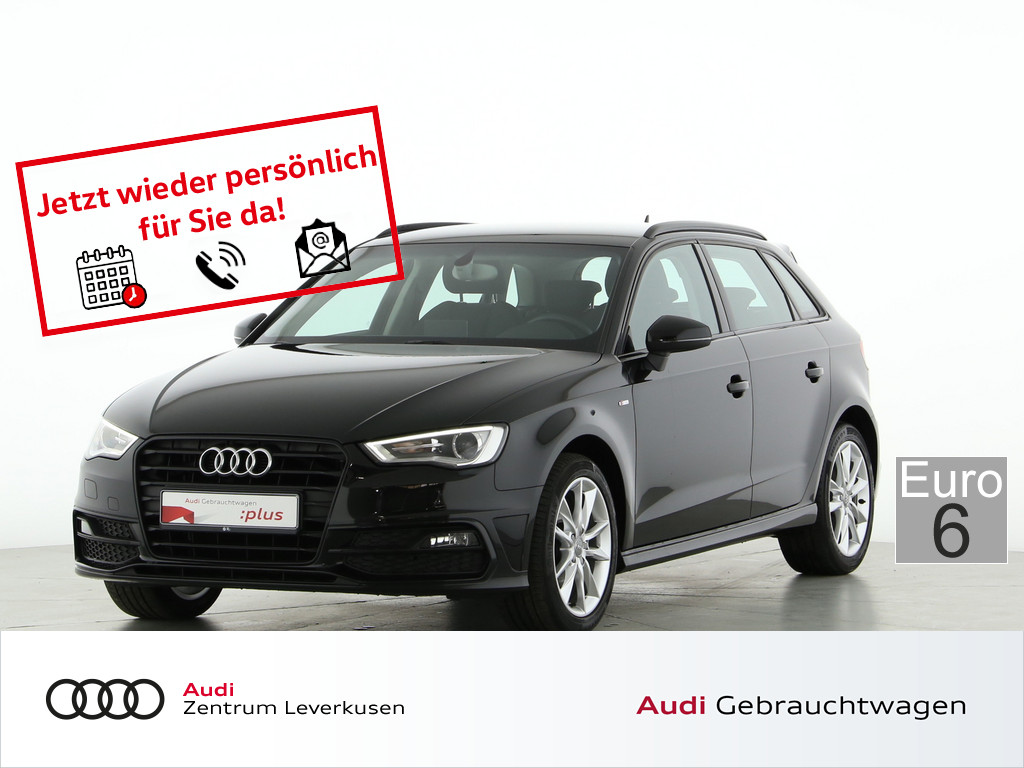 Audi A3 Sportback 1.4 TFSI ultra, Jahr 2015, Benzin