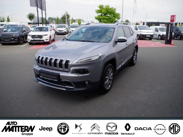 Jeep Cherokee Limited 4x4, Jahr 2018, Diesel