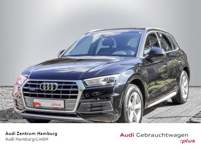 Audi Q5 2,0 TDI sport quattro S tronic PANO SITZHZG PDC, Jahr 2018, Diesel