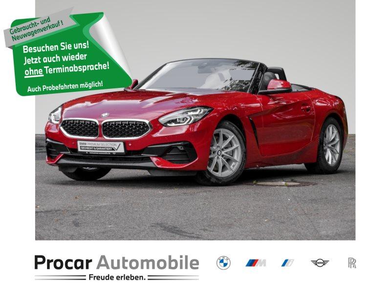 BMW Z4 sDrive20i 50 JAHRE BMW BANK AKTION AB 0,01% FINANZIERUNG!!, Jahr 2020, Benzin