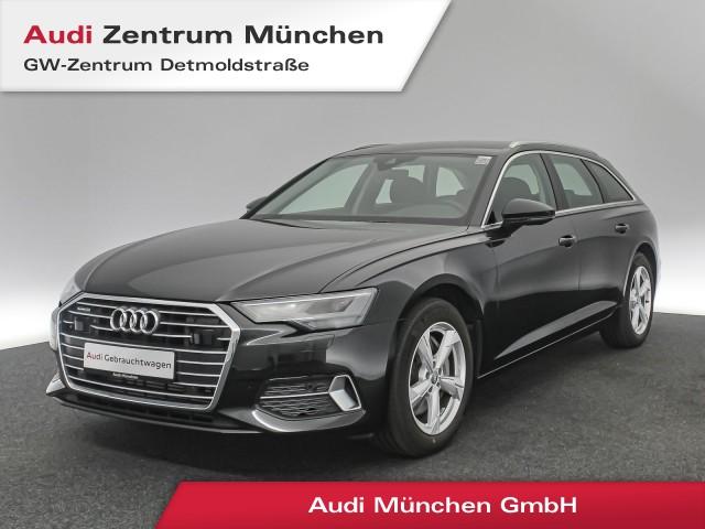 Audi A6 Avant 50 TDI qu. Sport AHK Leder Assistenz Virtual LED Navi PDC+ tiptronic, Jahr 2019, Diesel
