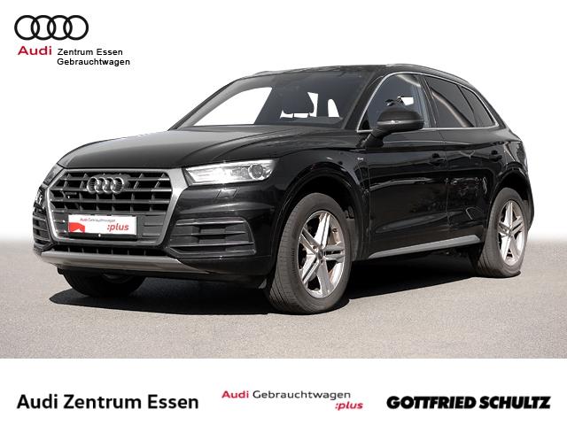 Audi Q5 2.0 TDI quattro S tronic Line LED NAV SHZ RÜF, Jahr 2017, Diesel