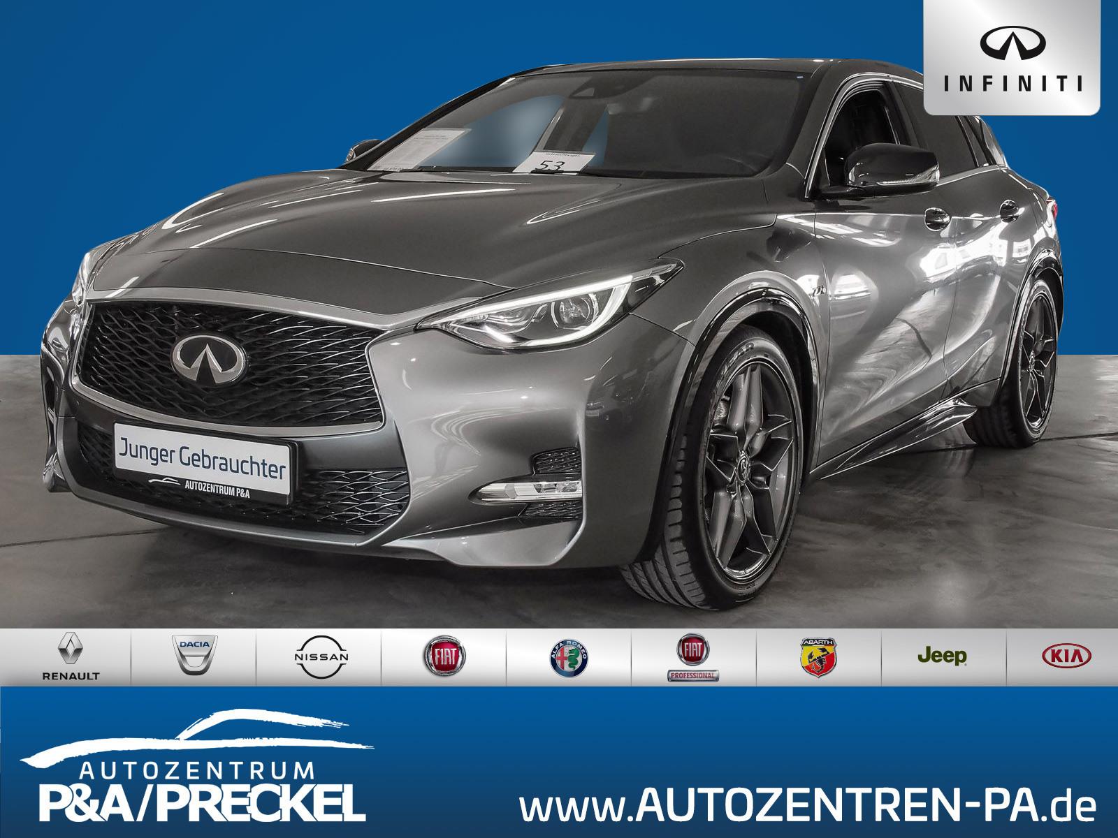 Infiniti Q30 2.2d Sport DCT AWD / Glasdach / Navi / AHK, Jahr 2017, Diesel