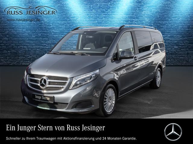 Mercedes-Benz V 220 d EDITION Lang / LED / AHK /Kamera/5-Sitze, Jahr 2017, Diesel
