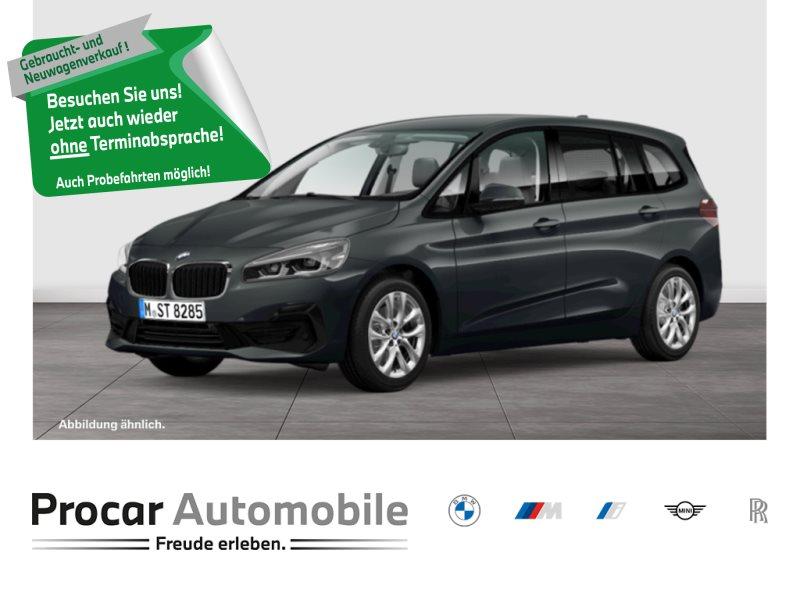 BMW 218 Gran Tourer d LED RFK 3.Sitzreihe Navi Klima, Jahr 2018, Diesel