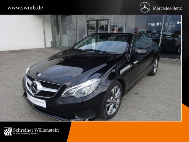 Mercedes-Benz E 350 Bluetec Cabrio *Distronic*Navi*LED*PDC*, Jahr 2015, Diesel
