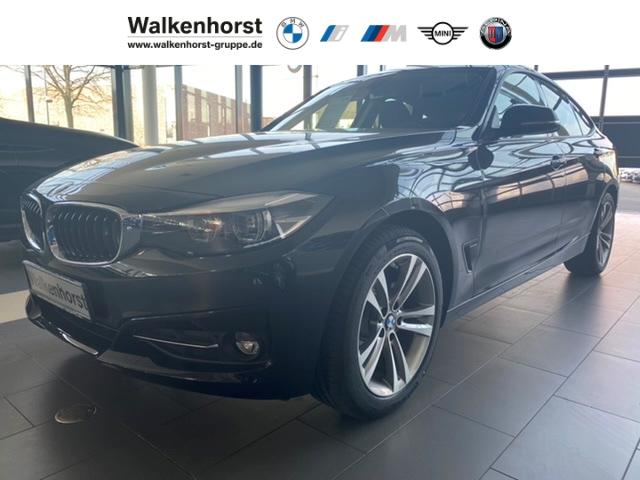 BMW 320 Gran Turismo d Leasing ab 399 SportLine SportLine BusinessPaket Navigation LED, Jahr 2020, Diesel