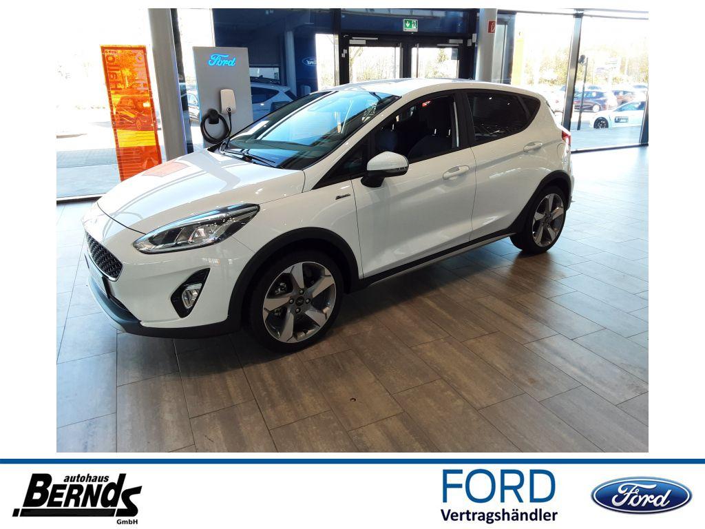 Ford Fiesta 1.0 ACTIVE. BT-RADIO KLIMA SHZ WINTER-PKT, Jahr 2019, Benzin