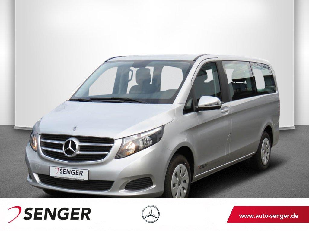 Mercedes-Benz V 200d LANG 7-SITZER KLIMA MULTIFUNKTIONSLENKRAD, Jahr 2019, Diesel