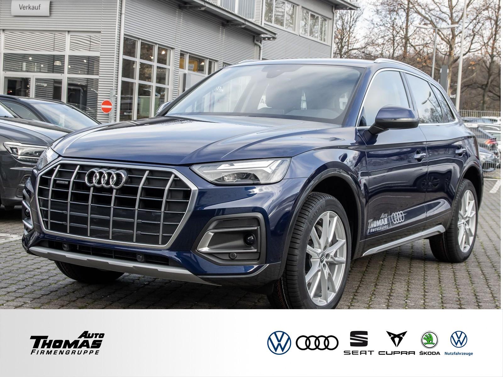 Audi Q5 advanced 40 TDI quattro S tronic+LED+NAVI+DAB, Jahr 2020, Diesel