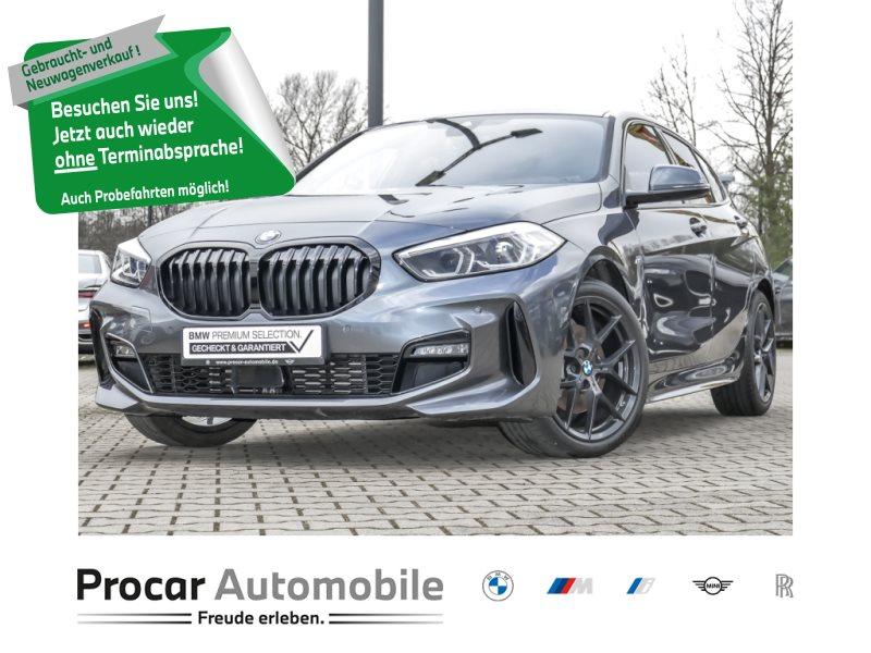 BMW 118d M Sport HuD LED 18 Live Cockpit Prof. DAB, Jahr 2020, Diesel