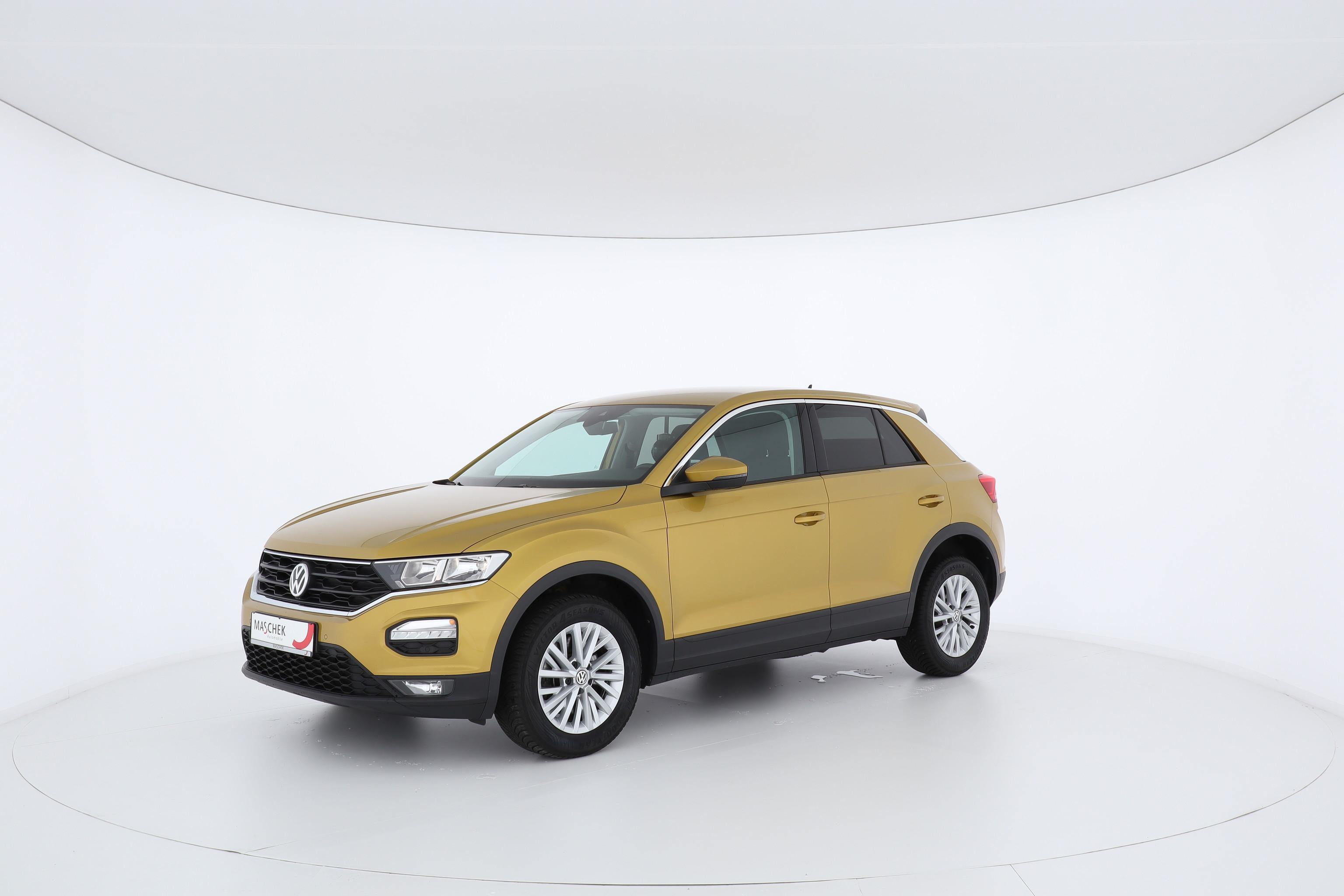 Volkswagen T-ROC 1.6 TDI Navi Alu EPH Winterpaket SHZ*MFL*N, Jahr 2017, Diesel