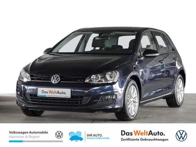 Volkswagen Golf VII 1.4 TSI Cup Klima Parklenkassistent, Jahr 2014, Benzin
