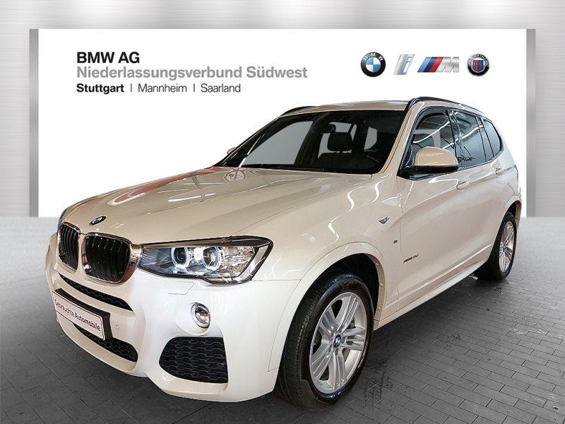 BMW X3 xDrive20d Sportpaket HiFi Xenon Pano.Dach, Jahr 2017, Diesel