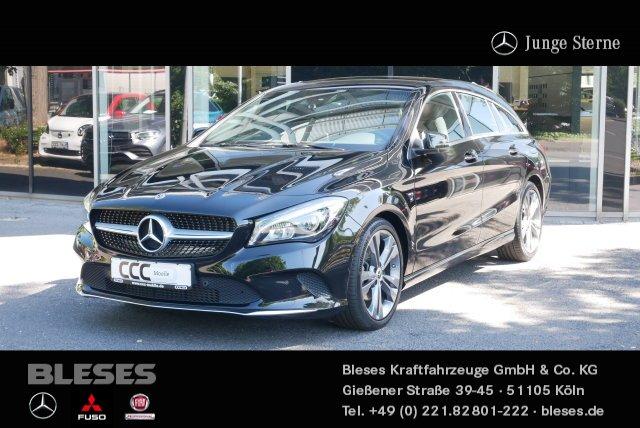 Mercedes-Benz CLA 200 Shooting Brake Urban +Navi+Klima+ParkA++, Jahr 2019, Benzin