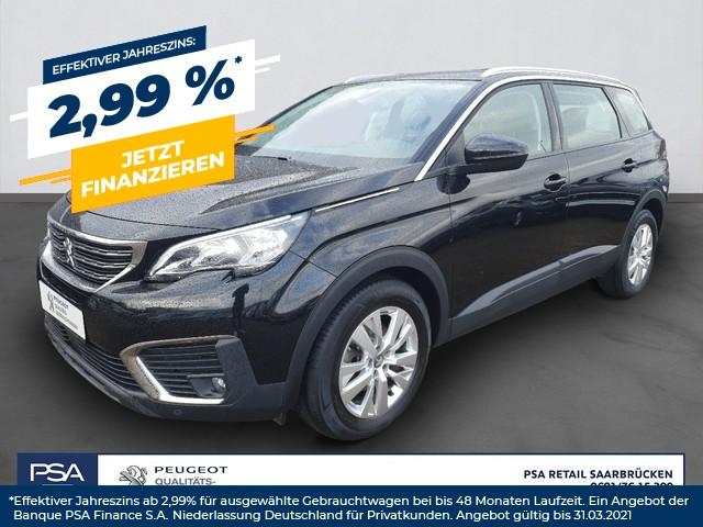 Peugeot 5008 Active 1,2l130PS LM-Felgen|Kamera|SHZ|Apple CarPlay, Jahr 2017, Benzin