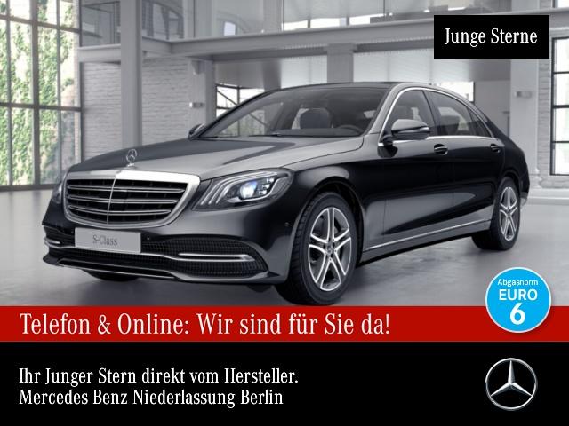 Mercedes-Benz S 450 L Pano Multibeam Distr. COMAND TV Sitzklima, Jahr 2017, Benzin