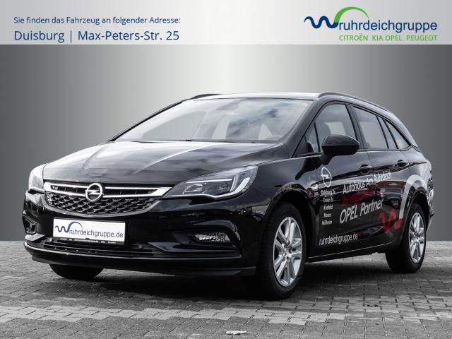 Opel Astra ST 120 Jahre 1.4 +Navi+Rückfahrkam+PDCv+h, Jahr 2019, Benzin