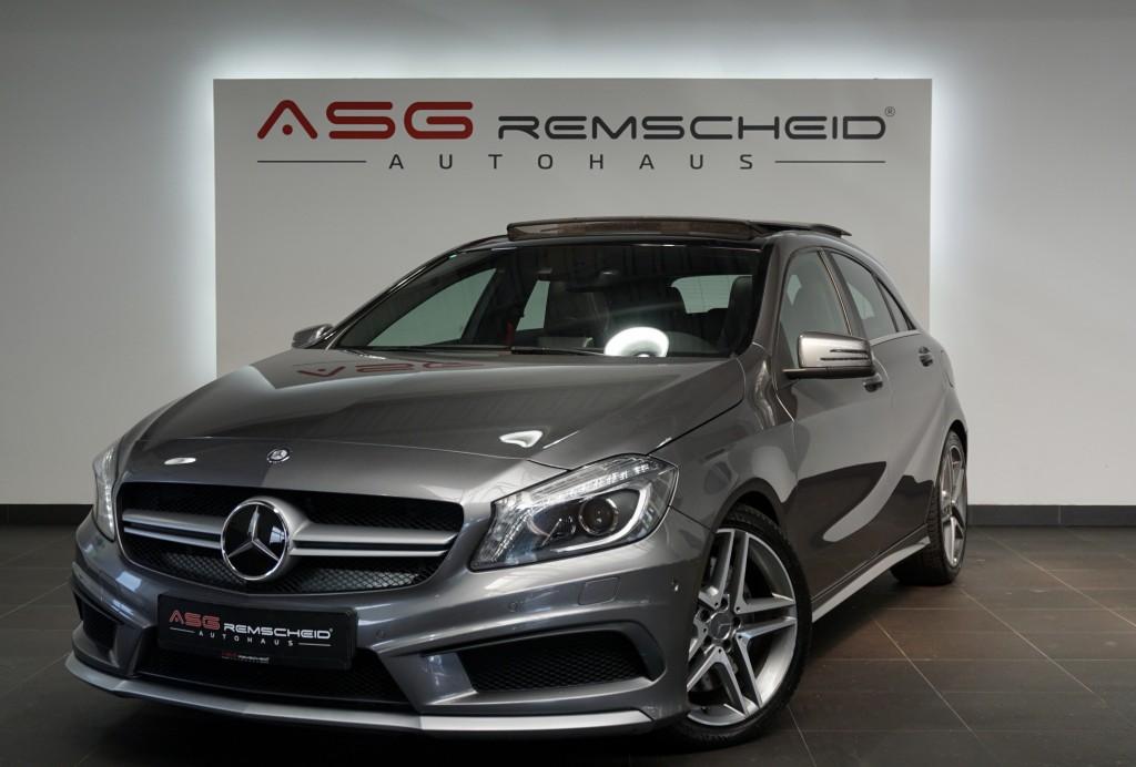 Mercedes-Benz A 45 AMG 4M 7G-Tr. *Pano *Drivers P. *Kamera*, Jahr 2013, Benzin