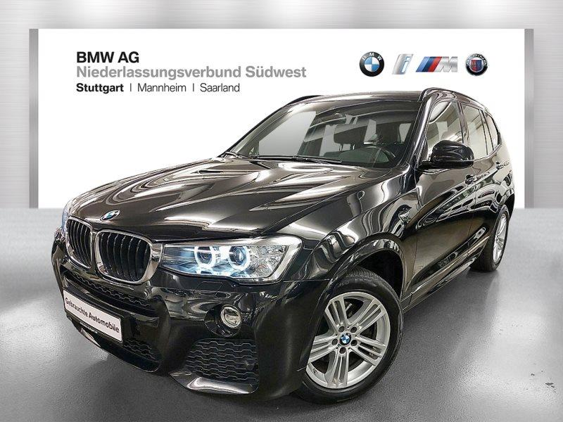 BMW X3 xDrive20d Sportpaket Head-Up HK HiFi Xenon, Jahr 2017, Diesel