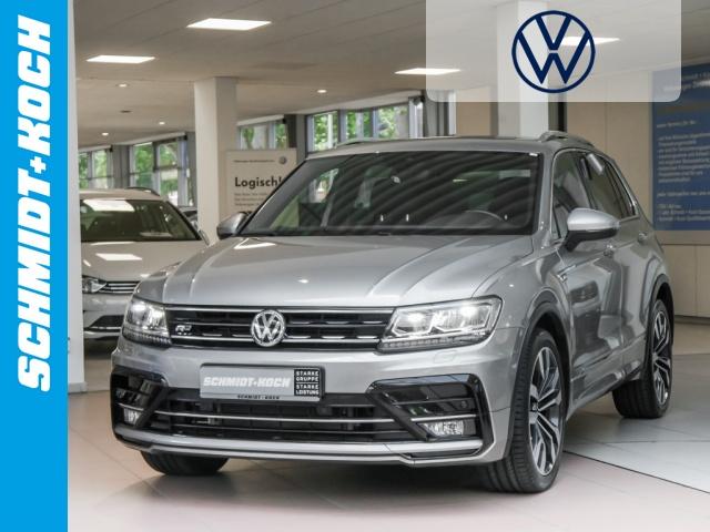 Volkswagen Tiguan 2.0 TSI BMT Highline R-LINE eSD, Navi, DSG, Jahr 2018, Benzin