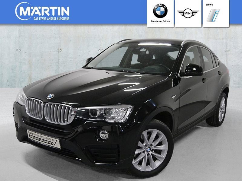 BMW X4 xDrive30d Advantage*Head-Up*Xenon*Navi*, Jahr 2017, Diesel