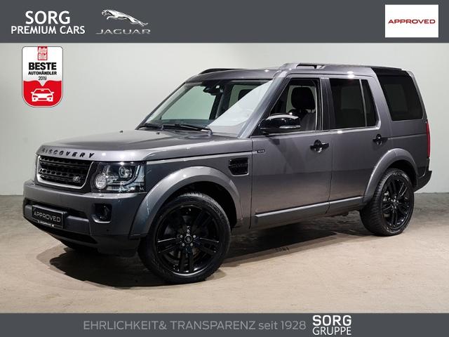 Land Rover Discovery SDV6 SE*EURO6*APPLE-CAR-PLAY*, Jahr 2015, Diesel