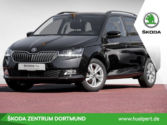 Skoda Fabia Combi 1.0TSI DRIVE 125 BEST OF ACC PANO, Jahr 2020, Benzin