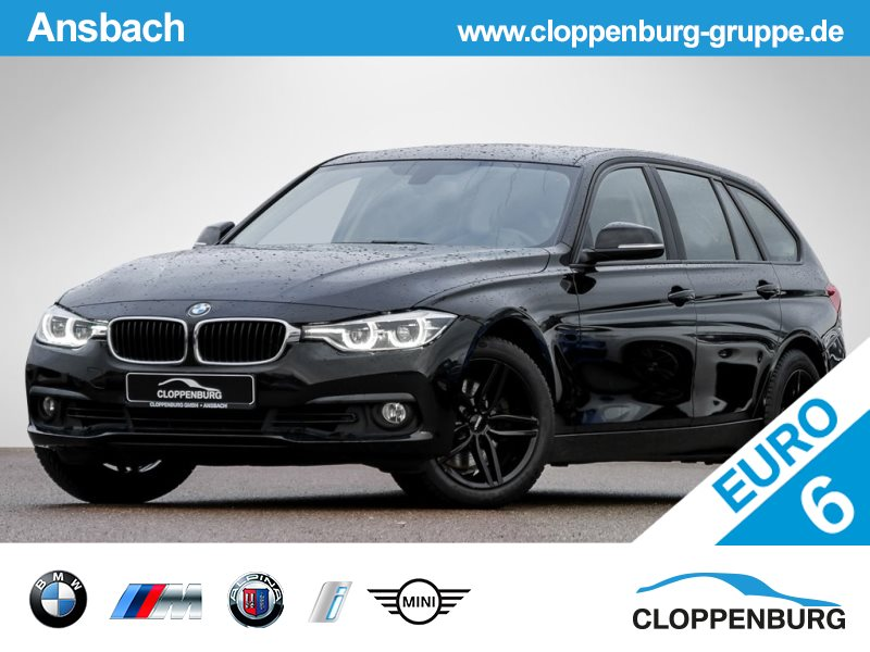 BMW 330d Touring Advantage Head-Up LED Navi Prof., Jahr 2016, diesel