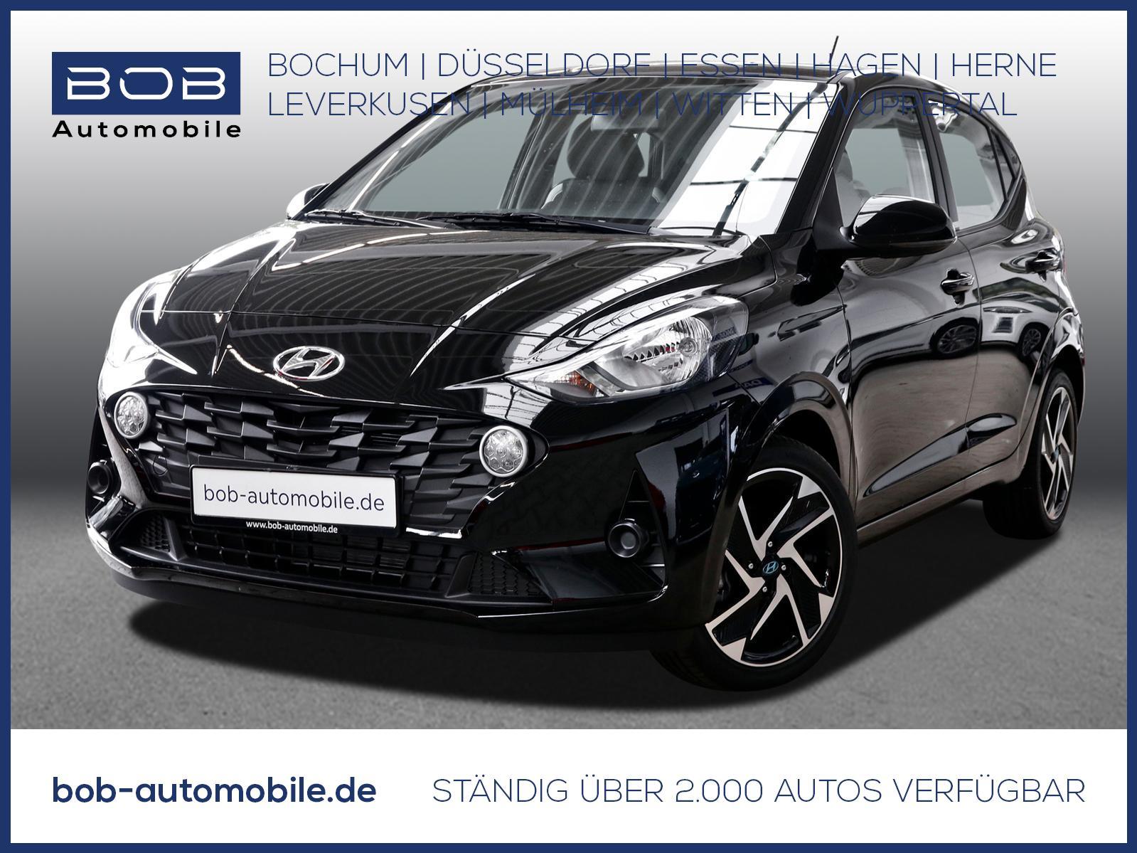 Hyundai i10 1.2 Trend Komfort-P. Navi-P. 16 Alu, Jahr 2021, Benzin