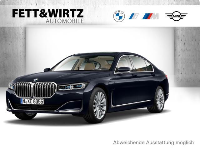 BMW 745Le HUD TV+ DA-Prof. Laser Komforts.+Lüft., Jahr 2019, Hybrid