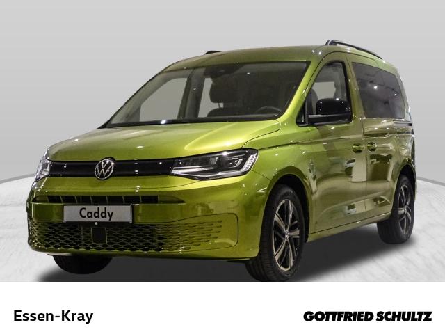 Volkswagen Caddy California 2.0l TDI EU6 SCR LED ACC Navi Lane RFK Klima Lich&Sicht Tisch& Stühle, Jahr 2021, Diesel